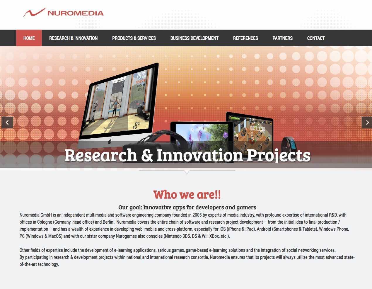 Nuromedia-Project
