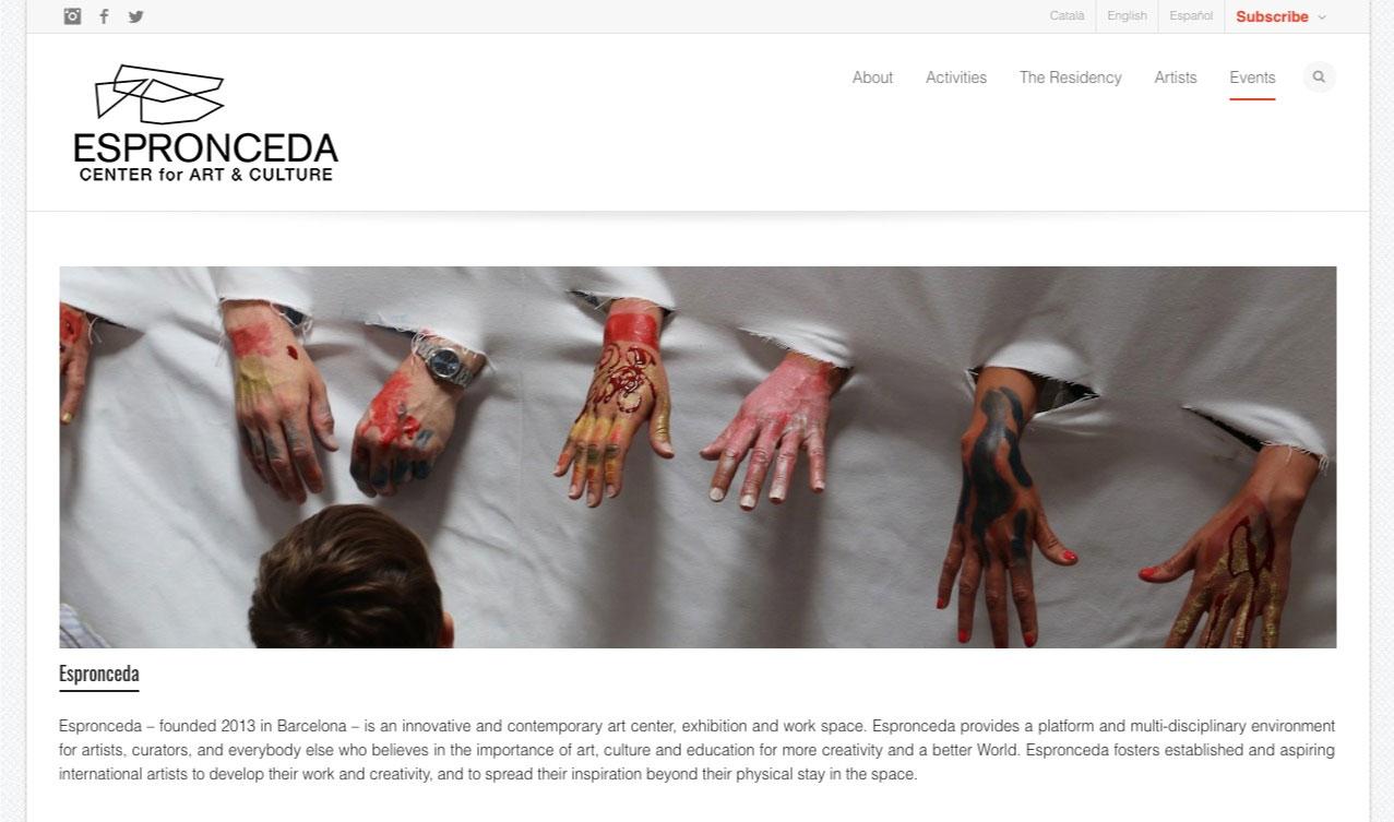espronceda project